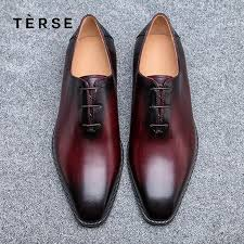 luxury men s genuine leather shoes
