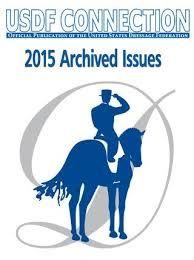 2015 Archive Usdf Connection By Usdf Publications Issuu