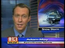 Adam May Demo Reel Anchor/Reporter WJZ-TV - YouTube