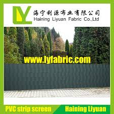 Source Pvc Screen Fence Tarpaulin Use For Protect Privacy Of Garden Or Land On M Alibaba Com