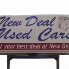 new deal used cars used car dealers