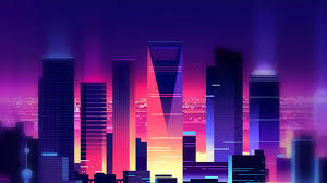 75 synthwave wallpapers on wallpaperplay