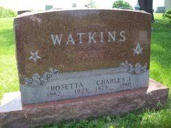 Rosetta Smith Watkins (1882-1973) - Find A Grave Memorial