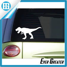 China Small Decorative Decal Dinosaur Monster Car Window Sticker China Sticker Window Sticker