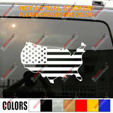 Flag Of The United States Usa American Flag Car Decal Sticker Ebay