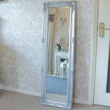 wall mirror shabby vintage chic french
