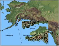 NCCOS, Partners Publish Environmental Assessment of Kenai ...