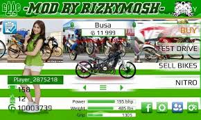 kunena drag bike indonesia game