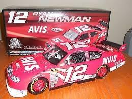 Ryan Newman 2008 Avis Car 1 of 801 Made   #494811398