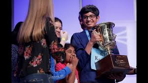 Texas teen says winning Scripps National Spelling Bee is a 'dream come  true' | kvue.com