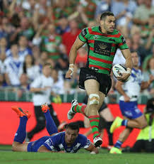 Action from the 2014 NRL Grand Final ...