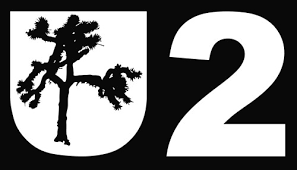 U2 Joshua Tree Vinyl Decal Sticker Texas Die Cuts