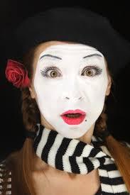mime makeup face paint saubhaya makeup