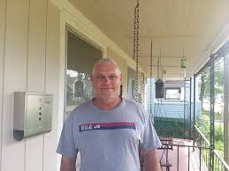Veteran S Fence Repairs Become Within Reach Through Home Depot Grant Lifecare Alliance