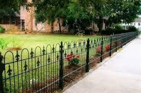 Image Result For Home Depot Wrought Iron Fence Metal Garden Fencing Iron Fence Wrought Iron Fences