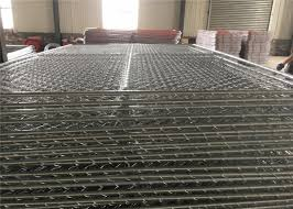 8 Foot X 10 Foot Chain Wire Temporary Fence Panels 2 3 8 Inch Mesh X 11 5 Ga Wire Chain Link Portable Fence For Sale Chain Link Temporary Fence Manufacturer From China 106943894