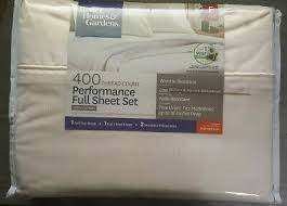 gardens 400 thread count 4 pc