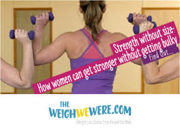 strength without size how women can