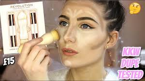 highlighting and contouring makeup sets