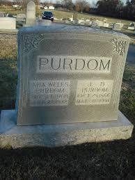 Ada Wells Purdom (1871-1932) - Find A Grave Memorial