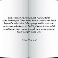 quote baper novel dear nathan by erisca febriani syahrulsky