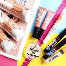 new at wilko essence cosmetics makeup