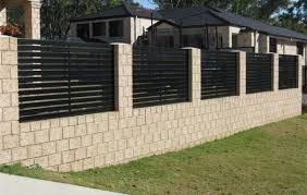Modern Steel Fence Medel