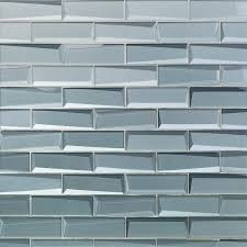 remington slate bricks glass mosaic