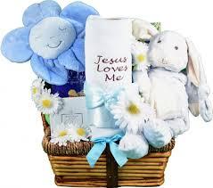 loves me new baby gift basket