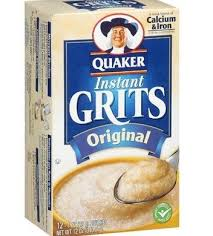what s wrong with instant grits