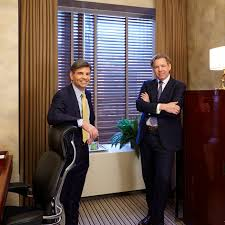 George Stephanopoulos's Office Makeover at Good Morning America ...