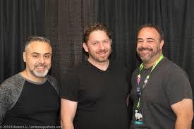 "NYCC 2018: Talking ""The Dragon Prince"" with Justin Richmond, Aaron Ehasz,  and Giancarlo Volpe - Anime Superhero News"