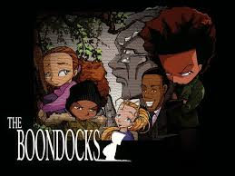 hd wallpaper the boondocks wallpaper