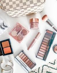 starter kit designer makeup bag dupe