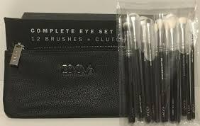 zoeva 12 pcs makeup brushes complete