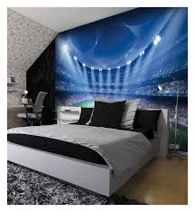 Football Stadium Pitch Sports Wall Mural Buy Online In Antigua And Barbuda At Desertcart