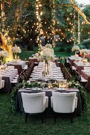 43 delicate spring garden wedding ideas