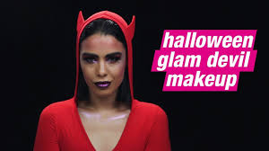 glam devil makeup super