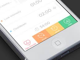 workout timer app by ludovic riviere on