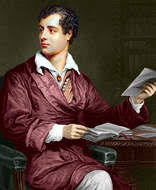 """Quote by Lord Byron George Gordon: """"The bright sun was extinguish'd, and  the stars ..."""""""