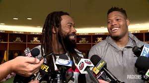 Za'Darius & Preston Smith on defensive mindset: 'We're young, talented, and  just want to have fun' - YouTube