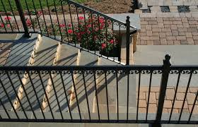 balcony fencing wrought iron