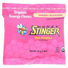 honey stinger cherry blossom organic