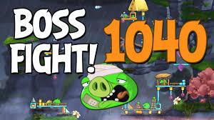 Angry Birds 2 Boss Fight 147! King Pig Level 1040 Walkthrough ...