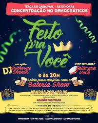 FEITO PRA VOCÊ - Samba & Pagode Universitário - Publicações | Facebook