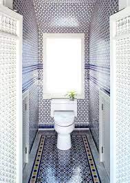 moroccan bathroom tiles toilet water