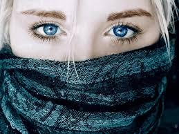 عيون زرقاء صور اعين باللون الازرق المنام