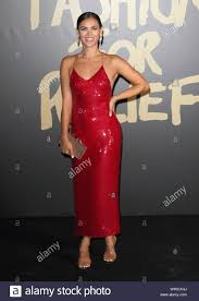 London, UK. 14th Sep, 2019. Sinead Harnett on the red carpet for Naomi  Campbell's Fashion For Relief at the British Museum in London. Credit: SOPA  Images Limited/Alamy Live News Stock Photo -