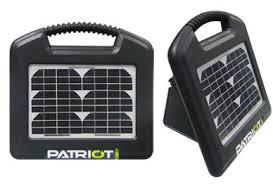 Patriot Solar Charger Ps15 40 Acres