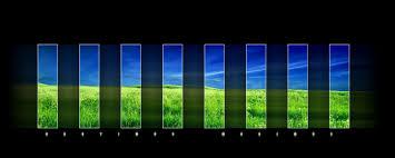 windows 7 multiple monitors wallpaper